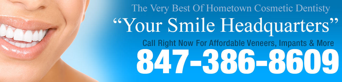 Your Smile Headquarters | Best Cosmetic Dentistry Illinois